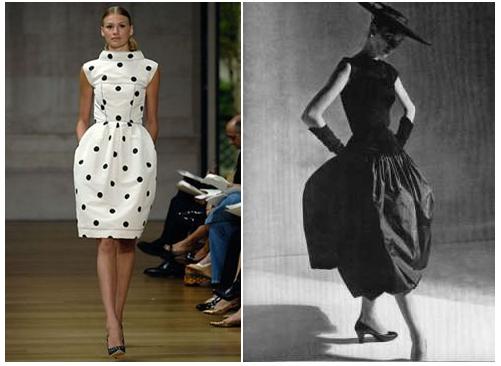 1346a4abfc1 Чаще всего платье-баллон имеет среднюю длину – от середины бедра до уровня  чуть ниже колена. Форму платью придаёт укороченная подкладка.