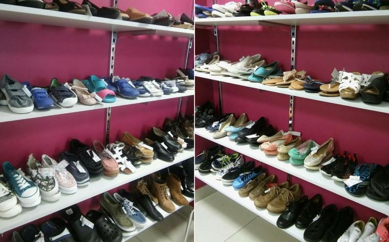 обувь секондхенд