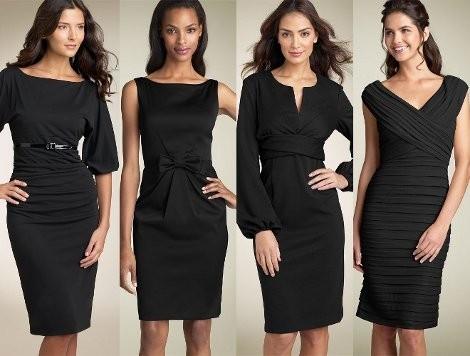 5f91ba0935296f6 Сегодня это классика делового и коктейльного платья. Может меняться  расцветка, вырез или рукава, но длина миди остаётся неизменной.