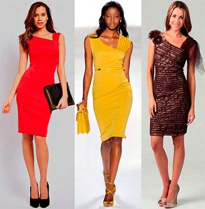49dddbfae1716ef Сегодня это классика делового и коктейльного платья. Может меняться  расцветка, вырез или рукава, но длина миди остаётся неизменной. Платье-туника  (Tunic ...